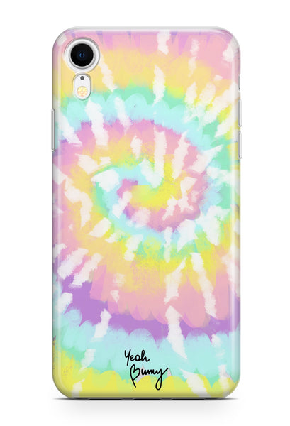 Case - Rainbow Tie Dye - iPhone Xr