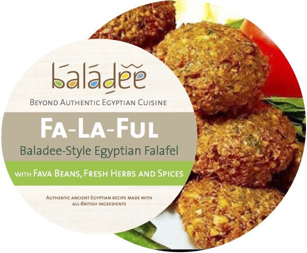 FA LA FUL - BEYOND AUTHENTIC EGYPTIAN FALAFUl