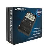 Asmodus Battery Analyzer & Charger D500-TY - ASMODUS Vape Wholesale