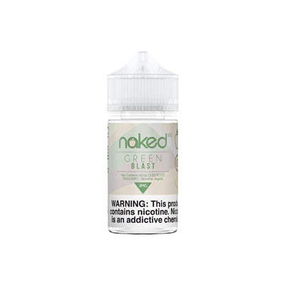 Naked 100 Green Blast E-Liquid 60ML - Asmodus Wholesale
