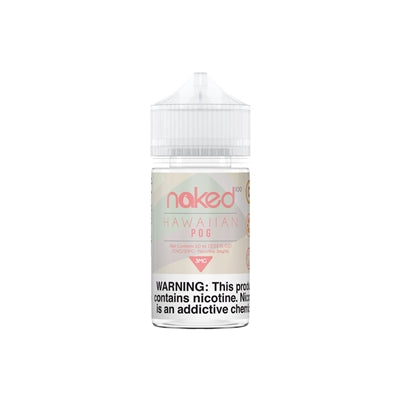 Naked 100 Hawaiian POG E-Liquid 60ML - Asmodus Wholesale