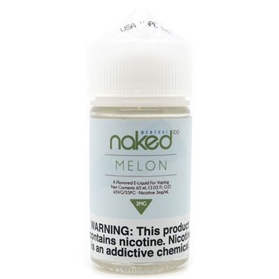 Naked 100 Menthol Melon E-Liquid 60ML