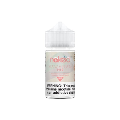 Naked 100 Hawaiian POG ICE E-Liquid 60ML - Asmodus Wholesale