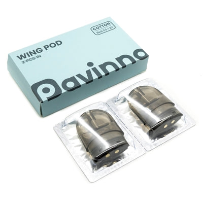 Pavinno Wing Pod Replacement Cartridge (Pack of 2) - Asmodus Wholesale