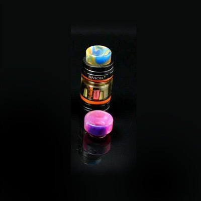 Asmodus Resin 510 Connection Wide Bore Drip Tip Assortment of 10 pieces (Random)