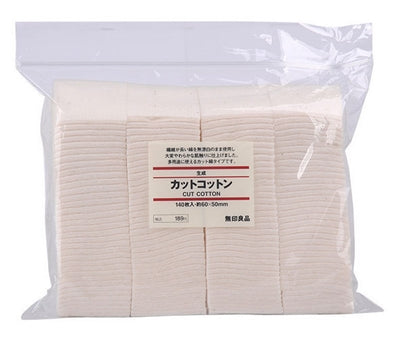 Japanese Muji Organic Cotton - Asmodus Wholesale