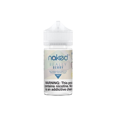 Naked 100 Really Berry E-Liquid 60ML - Asmodus Wholesale