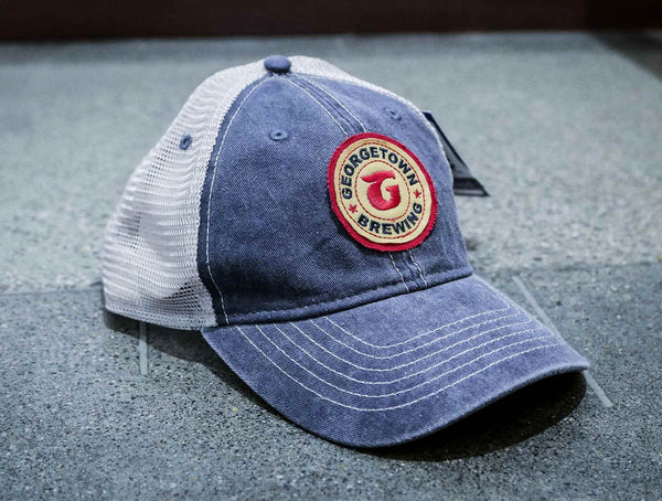 Georgetown Brewing Mesh Ball Cap
