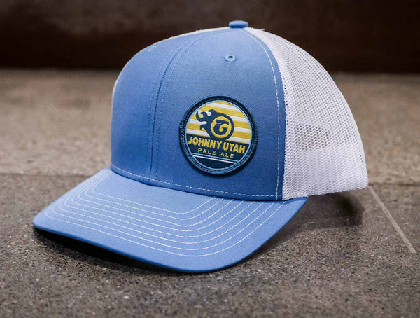 13f8c200 Johnny Utah Pale Ale Trucker Hat – Georgetown Brewing Company