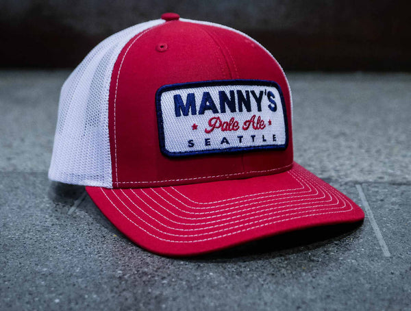 Manny's Pale Ale Trucker Hat
