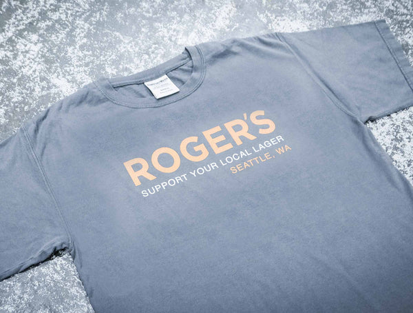 Roger's Short Sleeve T-shirt