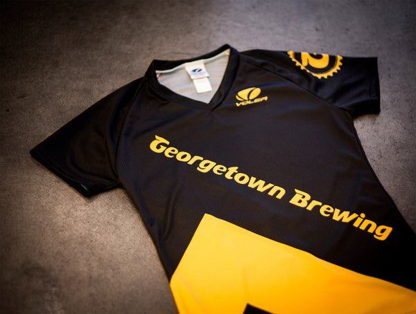 Georgetown Brewing Bike Jersey - Men's Trail Fit