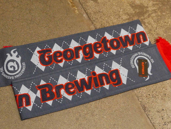 Georgetown Brewing Scarf