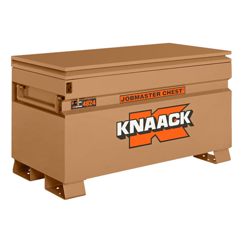 "Knaack 4824 Jobsite Storage Box 48"" x 24"" x 23"" JobMaster Chest"