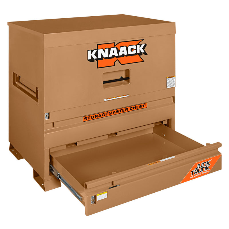 "Knaack 79-D STORAGEMASTER 48""x30""x49"" Piano Box with Junk Trunk"