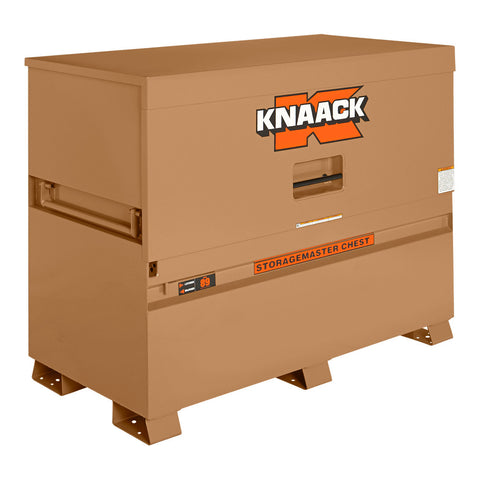 "Knaack 89 60"" x 30"" x 49"" Jobsite STORAGEMASTER Gang Box Chest"