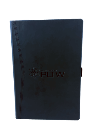 PLTW Embossed Journal Book