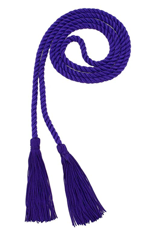 Purple Graduation Cord