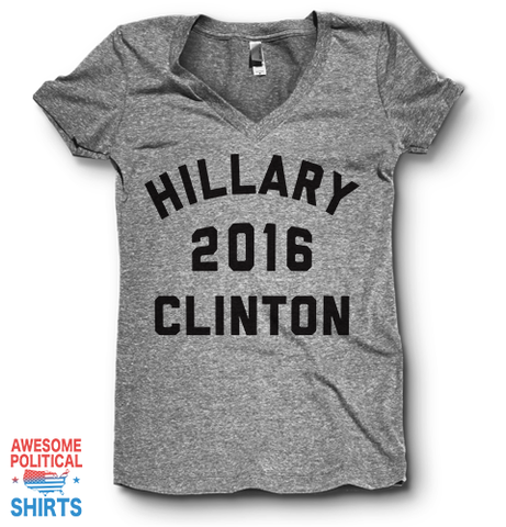 Hillary 2016 Clinton | V Neck