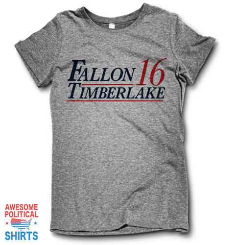 Fallon Timberlake '16 on a Shirts at Awesome Political Shirts Dot Com