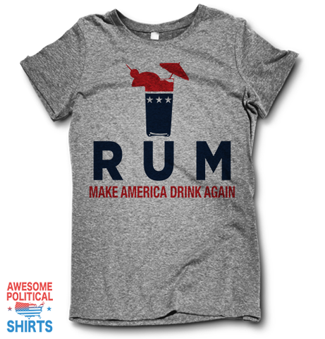 Rum. Make America Drink Again