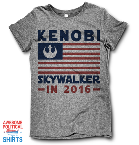 Kenobi / Skywalker 2016
