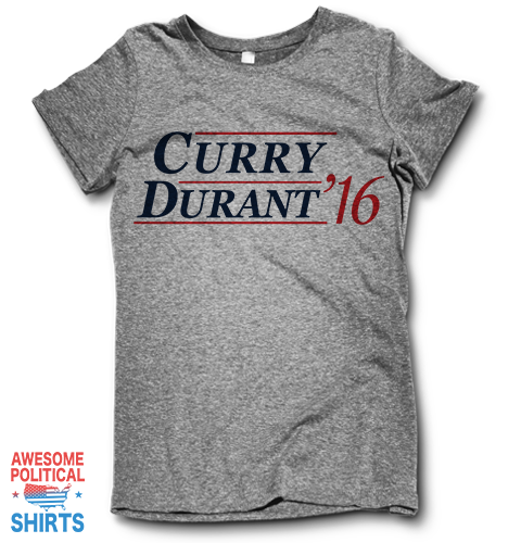 Curry Durant 2016
