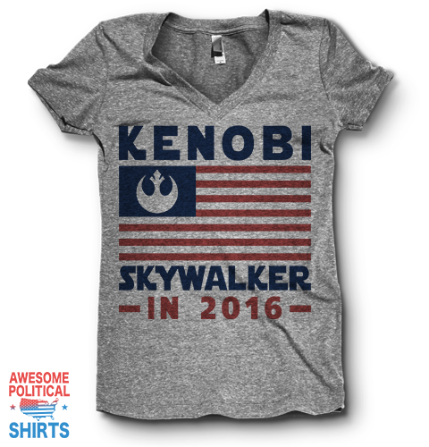 Kenobi / Skywalker 2016 | V Neck
