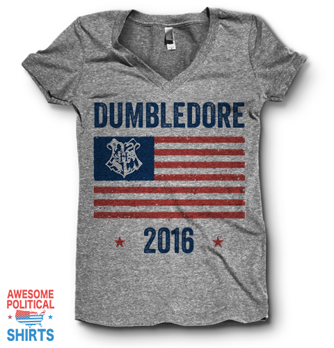 Dumbledore Flag 2016 | V Neck