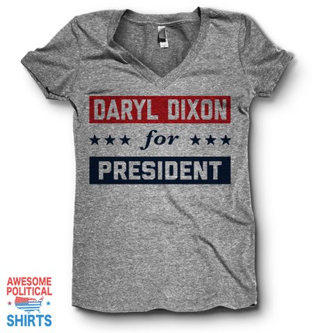 Daryl Dixon For President | V Neck