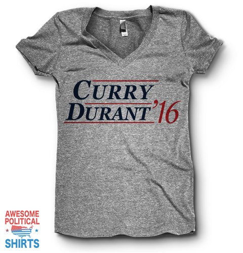 Curry Durant 2016 | V Neck