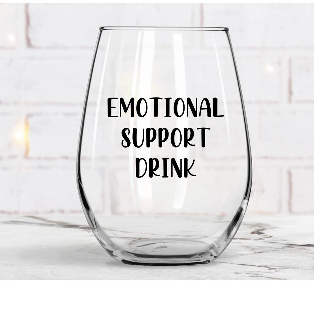 Emotional Support Drink