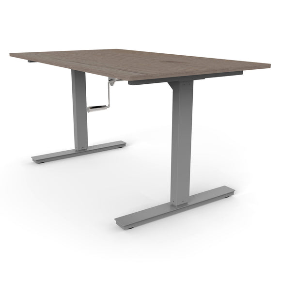 Manual Desks