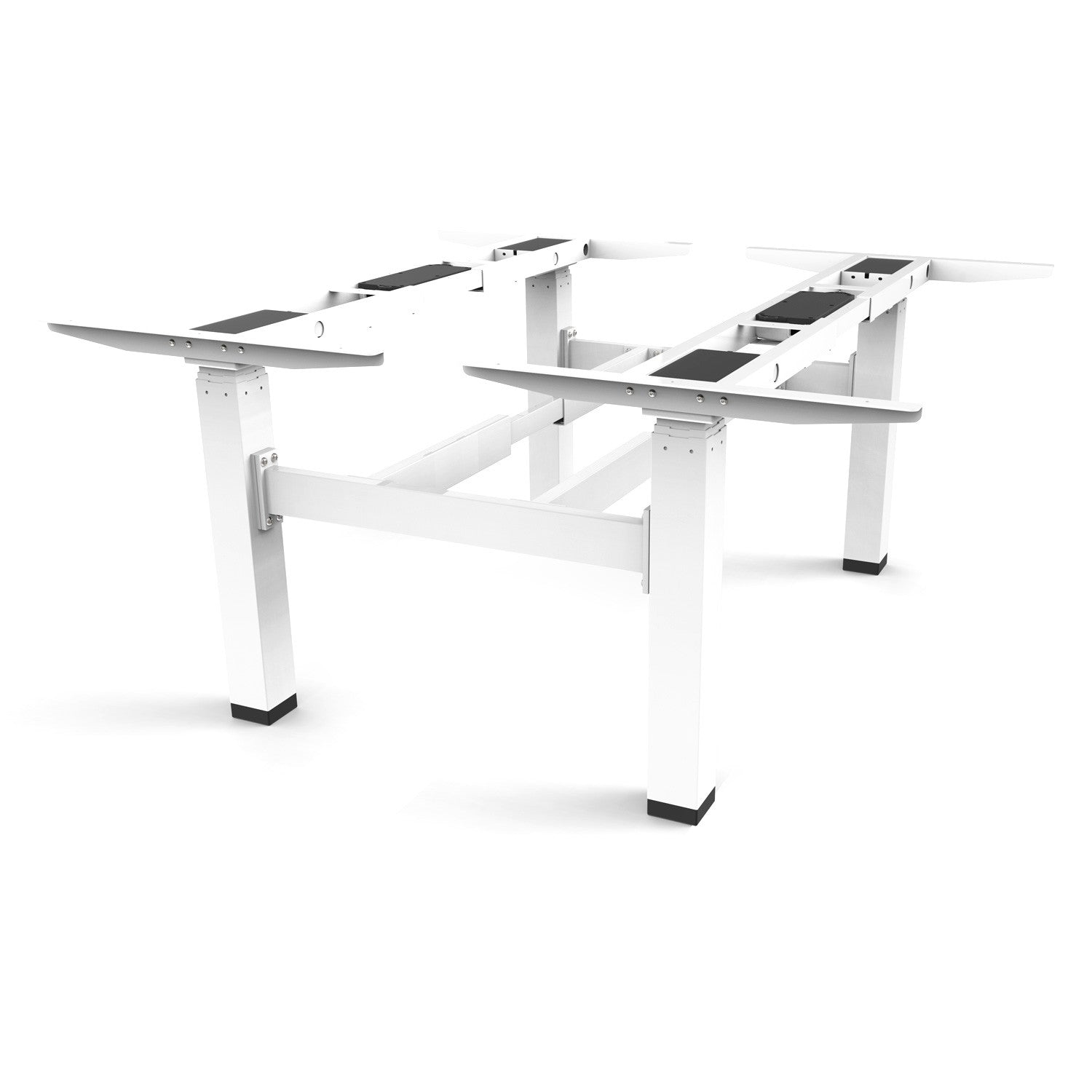 Sit Stand Bench Frame Square Leg