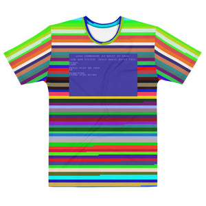 C64 Loading Full Screen Unisex T-Shirt
