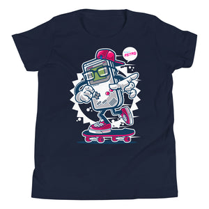Retro Boy Youth T-Shirt