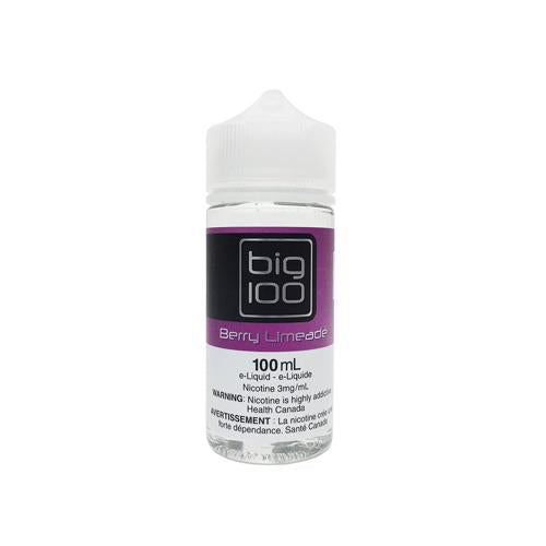 Big100 - Berry Limeade (100ML)