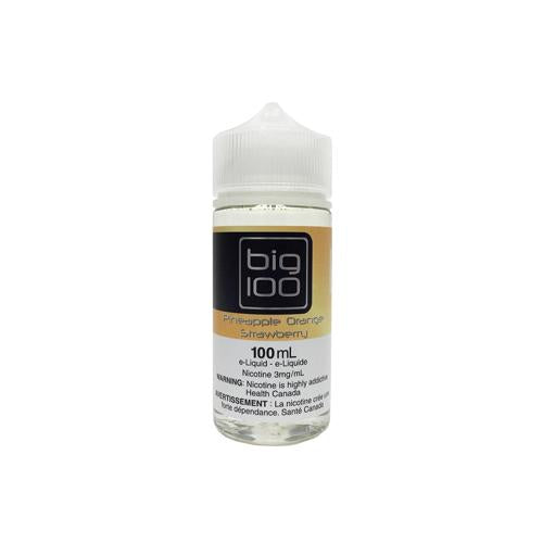 Big100 - Pineapple Orange Strawberry (100ML)