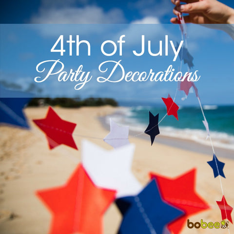 4th of July Party Decorations by Bobee