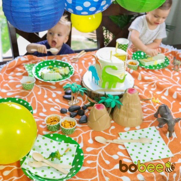 Dino Party - boy's birthday party