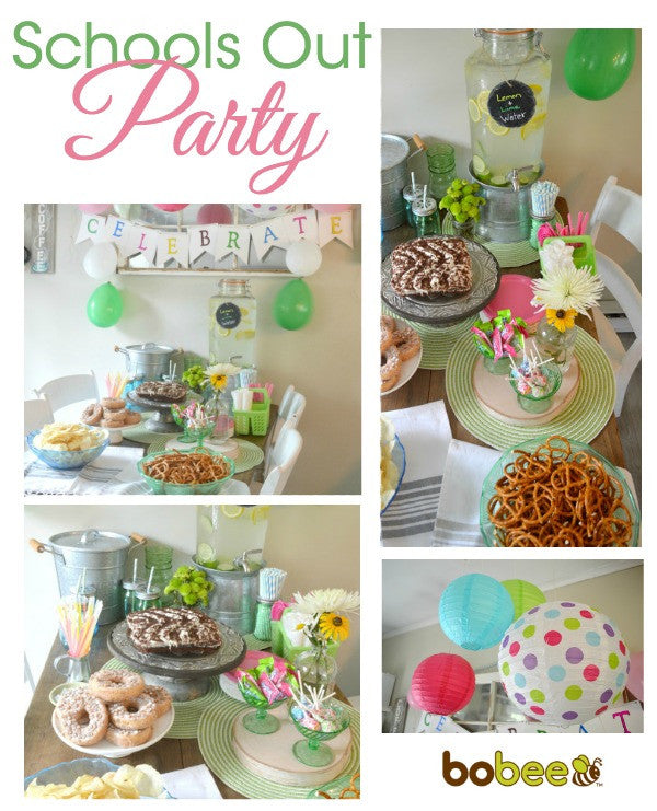 How To Host a Fun and Easy End of School Party