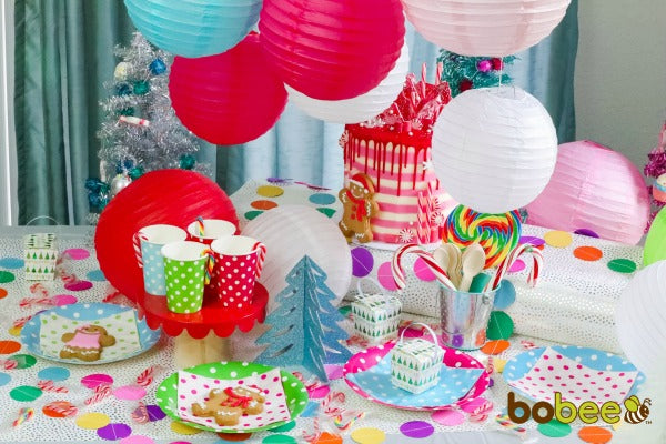candyland tablesetting