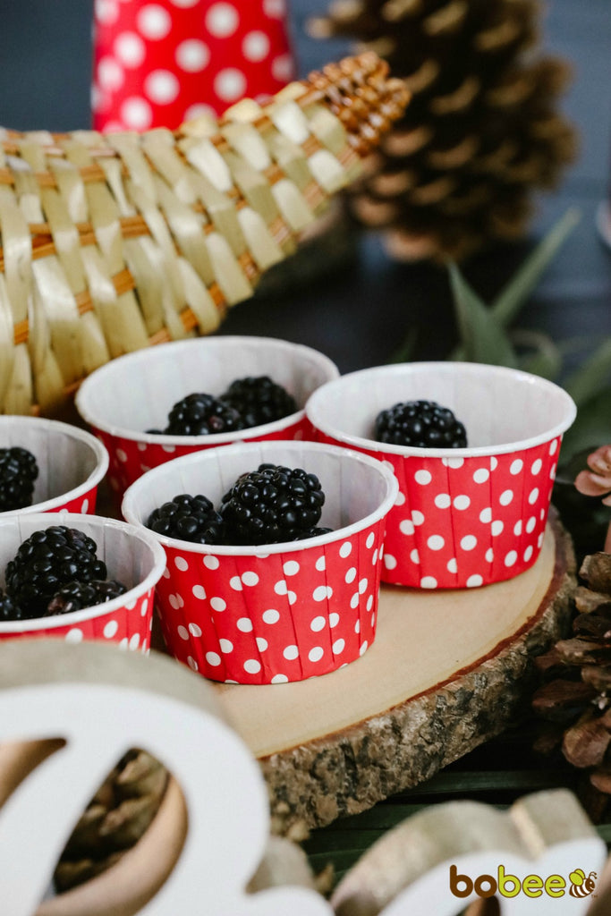 blackberry treat cups
