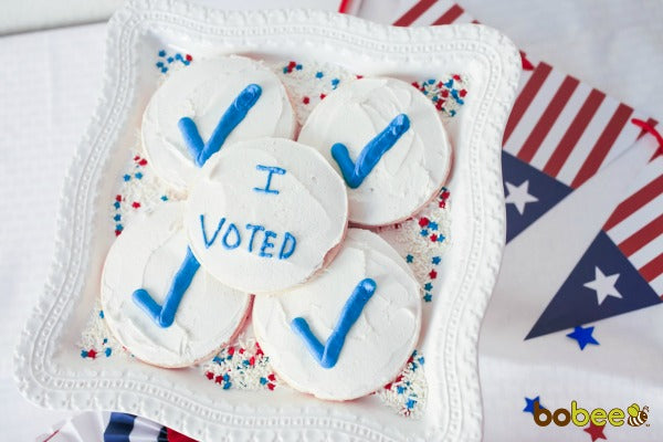 i voted sugar cookies