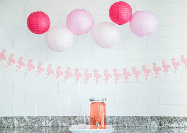 pink party decoration flamingo flamingle