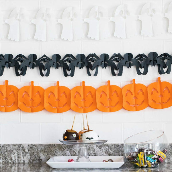 halloween party banner decorations