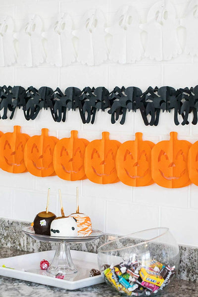 banners for halloween party decorations