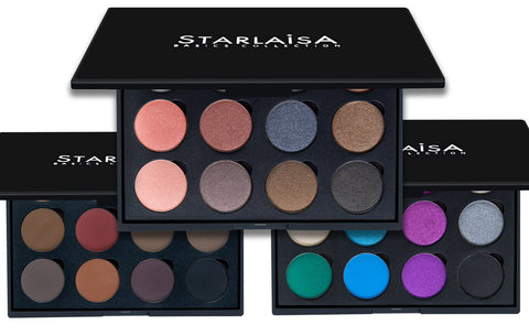 Pack Paletas Basics Collection - Starlaisa