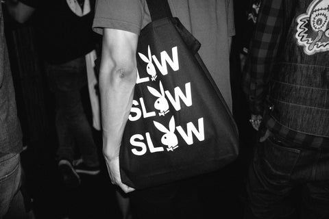 Slow Culture x Playboy Tote