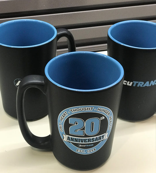 20th Anniversary Coffee Mug